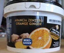 2 kg Preparato Arancia e Zenzero per farciture